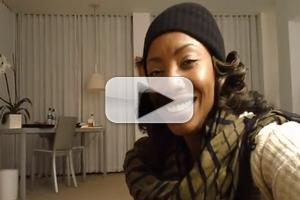 STAGE TUBE: THE BODYGUARD's Heather Headley Says 'Hello' from London
