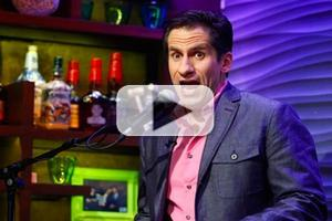 STAGE TUBE: Seth Rudetsky Performs on WATCH WHAT HAPPENS LIVE