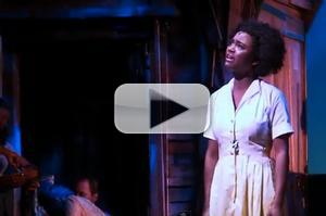 STAGE TUBE: Highlights from Paper Mill Playhouse's ONCE ON THIS ISLAND!