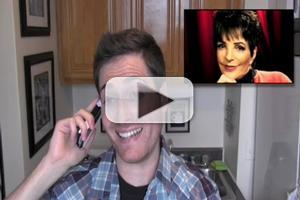 BWW TV EXCLUSIVE: CHEWING THE SCENERY WITH RANDY RAINBOW Ep. 6 - A Dramatic Lip-Sync from Patti LuPone's Autobiography and More!