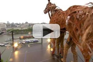 STAGE TUBE: National Theatre's Jubilee Salute to the Queen Features Joey from WAR HORSE