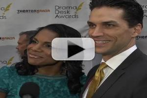 BWW TV: Inside the 2012 Drama Desk Awards- Part 2!
