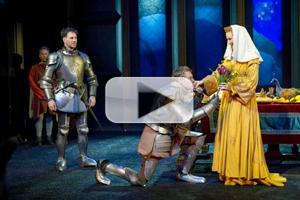BWW TV: First Look at Signature's MEDIEVAL PLAY - Production Highlights