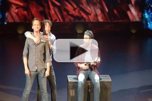 BWW TV: Inside Tony Rehearsal with Neil Patrick Harris & PETER AND THE STARCATCHER!