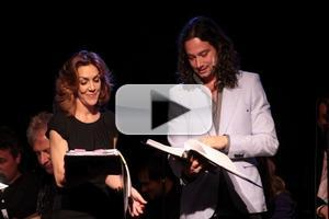 BWW TV: Constantine Maroulis, Andrea McArdle & More in Air Supply Musical - Readling Highlights!