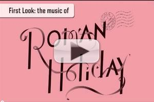 STAGE TUBE:  Sneak Peek at Guthrie's ROMAN HOLIDAY Rehearsal!