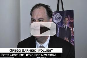 BWW TV: Tony Winner Gregg Barnes - 'FOLLIES Feels Like The Little Engine That Could'