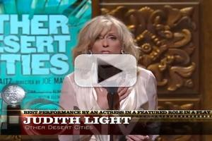 STAGE TUBE: 2012 Tonys Acceptance Speeches- Part 1!