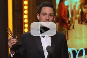 STAGE TUBE: 2012 Tonys Acceptance Speeches- Part 2!