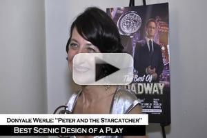 BWW TV: Tony Scenic Design Winner Donyale Werle - PETER AND THE STARCATCHER is 'About Imagination'