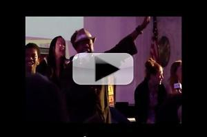 STAGE TUBE: Sneak Peek at Ben Vereen Before He'll Be 'Steppin' Out' Tomorrow!
