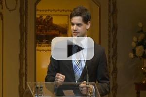 BWW TV: Inside the 2012 Theatre World Awards - Jeremy Jordan, Josh Young & More!