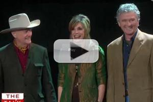 STAGE TUBE: Sneak Peek - 'Dallas' Reunion on Today's THE TALK