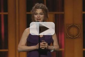 Photos and Video: A Tribute to Isabelle Stevenson Award Recipient Bernadette Peters!