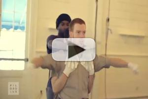 STAGE TUBE: Sneak Peek - Behind the Scenes of Pilobolus' AUTOMATON