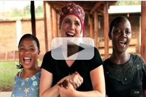 STAGE TUBE: Eve Ensler Talks About EMOTIONAL CREATURE