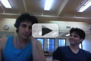 STAGE TUBE: Jared Zirilli Interviews NEWSIES and iCarly Actor Max Ehrich on 'Broadway Boo's!'
