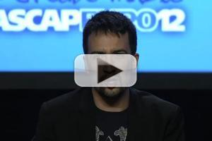 STAGE TUBE: Lin-Manuel Miranda Speaks at ASCAP's 'I Create Music' Expo
