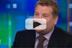 STAGE TUBE: James Corden on Getting Engaged, David Beckham and More!