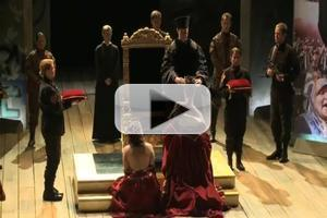 STAGE TUBE: The Old Globe Presents RICHARD III - Performance Highlights!