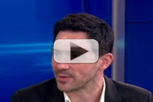 STAGE TUBE: Steve Kazee Chats Tony Win on NY LIVE