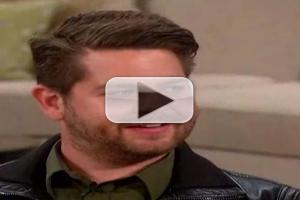 STAGE TUBE: Jack Osbourne Discusses MS Diagnosis on THE TALK