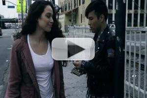STAGE TUBE: C. Romano Directs Steph Gold's 'The Sun' Music Video