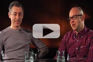 STAGE TUBE: Alan Cumming & John Tiffany Talk MACBETH!