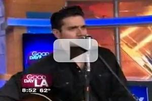 STAGE TUBE: MILLION DOLLAR QUARTET Visits 'Good Day LA'