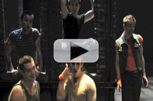 STAGE TUBE: WEST SIDE STORY National Tour Lip-Syncs 'Call Me Maybe'