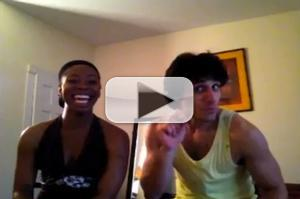 STAGE TUBE: Jared Zirilli Chats with LYSISTRATA JONES' LaQuet Sharnell on 'Broadway Boo's!'