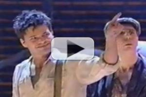 STAGE TUBE: On This Day 6/25- Hunter Foster