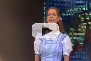 STAGE TUBE: THE WIZARD OF OZ, WICKED, LES MISERABLES & More Play West End LIVE 2012!
