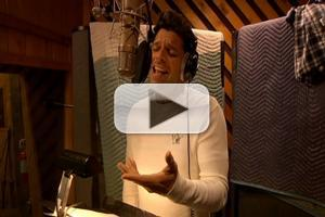 STAGE TUBE: EVITA's Ricky Martin and Elena Roger Record 'High Flying Adored'