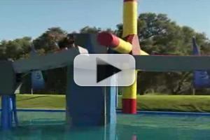 STAGE TUBE: Sneak Peek - Season Premiere of ABC's WIPEOUT
