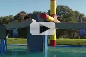 STAGE TUBE: Sneak Peek - Season Premiere of ABC's WIPEOUT