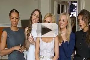 STAGE TUBE: Spice Girls Talk VIVA FOREVER Musical!