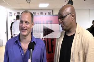 BWW TV: Woody Harrelson & Co. Introduces BULLET FOR ADOLF to New York!