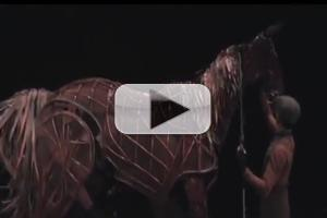 STAGE TUBE: Behind-the-Scenes of WAR HORSE Tour in LA; Opens Tonight, 6/29!