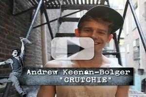 STAGE TUBE: NEWSIES Cast Shares Backstage Rituals!