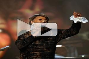 STAGE TUBE: 2012 BET AWARDS Pay Tribute to Whitney Houston