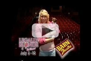 STAGE TUBE: Promo Video of Barn Theatre's LEGALLY BLONDE, Opening 7/3