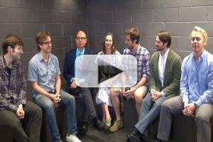 BWW TV EXCLUSIVE: The Cast of THE COMMON PURSUIT on Working with Moises Kaufman, Channeling Their Inner Brits, and More!