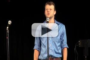 BWW TV: Jeremy Kushnier Previews STEALING TIME at NYMF Press Day