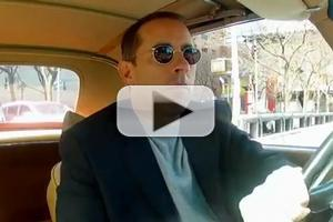 STAGE TUBE: Teaser for Seinfeld's 'COMEDIANS IN CARS'