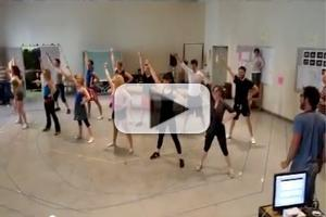 STAGE TUBE: Interview and Rehearsal Footage of PCPA's LEGALLY BLONDE