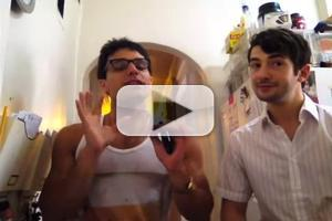 STAGE TUBE: Jared Zirilli Chats with WICKED's Al Blackstone on 'Broadway Boo's!'