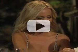 STAGE TUBE: Sneak Peek - Romance in Curacao on Tonight's THE BACHELORETTE