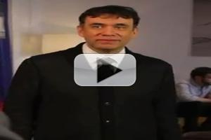 STAGE TUBE: Fred Armisen's THE FRONT DESK