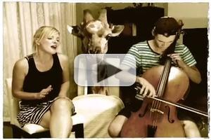 STAGE TUBE: NEXT TO NORMAL's Jessica Hendy and Jacob Yates Cover Lady Gaga's 'Edge of Glory'